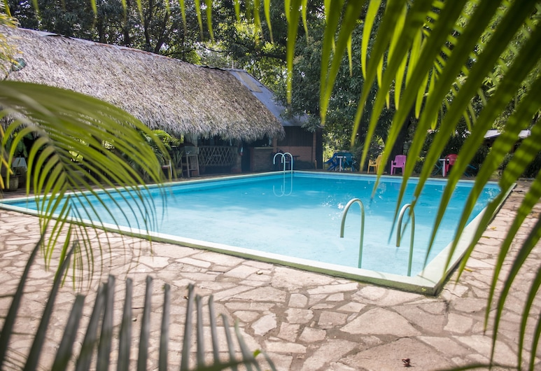 Hotel de Campo Apastepe, Chinandega, Kolam Terbuka