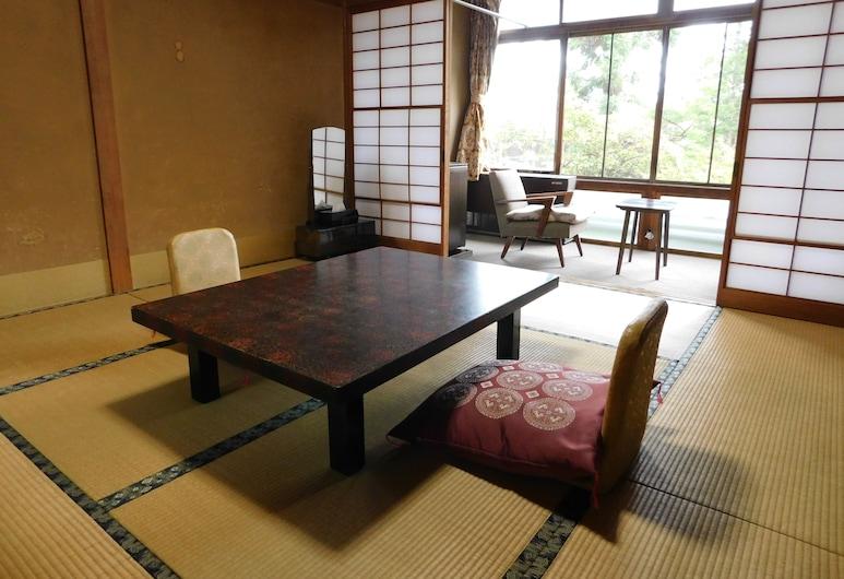 마루카 료칸, 야마노우치, 트래디셔널룸 (Japanese Style), 객실