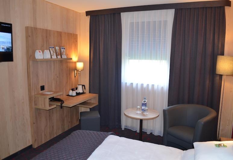 Best Western Plus Marina Star Hotel Lindau, Lindau (Bodensee), Rom – standard, 2 enkeltsenger, Gjesterom