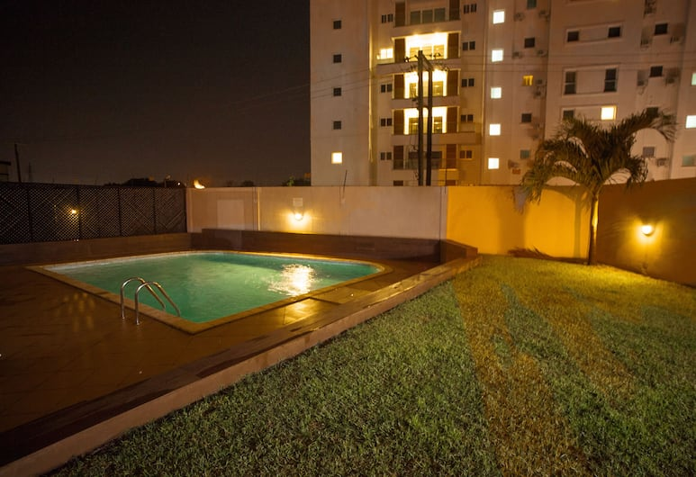 Accra Luxury Apartments, Akra, Panoraminis vaizdas
