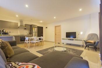 Akra — zdjęcie hotelu Accra Luxury Apartments