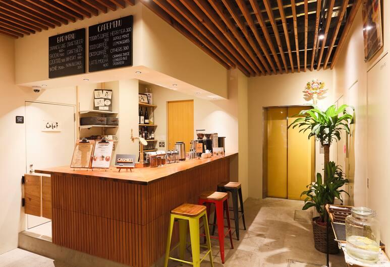 obi Hostel, Tokyo, Interior Entrance