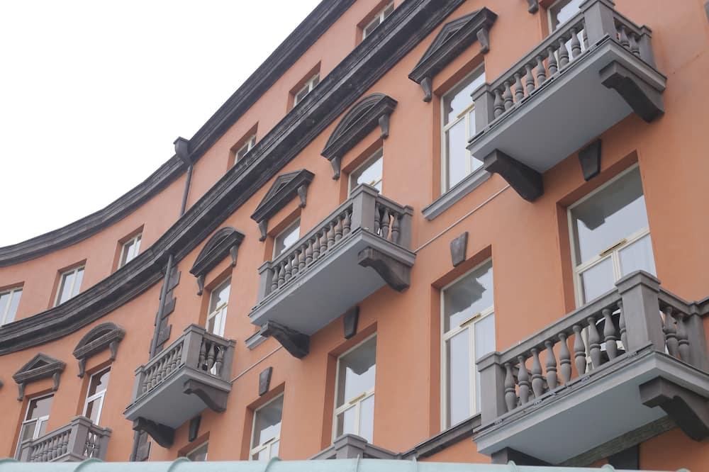 Luxury Double room with Balcony - Balkon