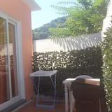 Apartment, 1 Bedroom, Kitchen - Terrace/Patio