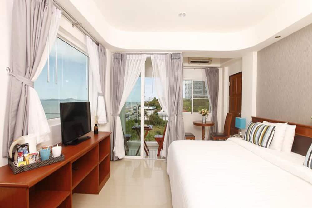 Deluxe Double Sea view Room - Tuba