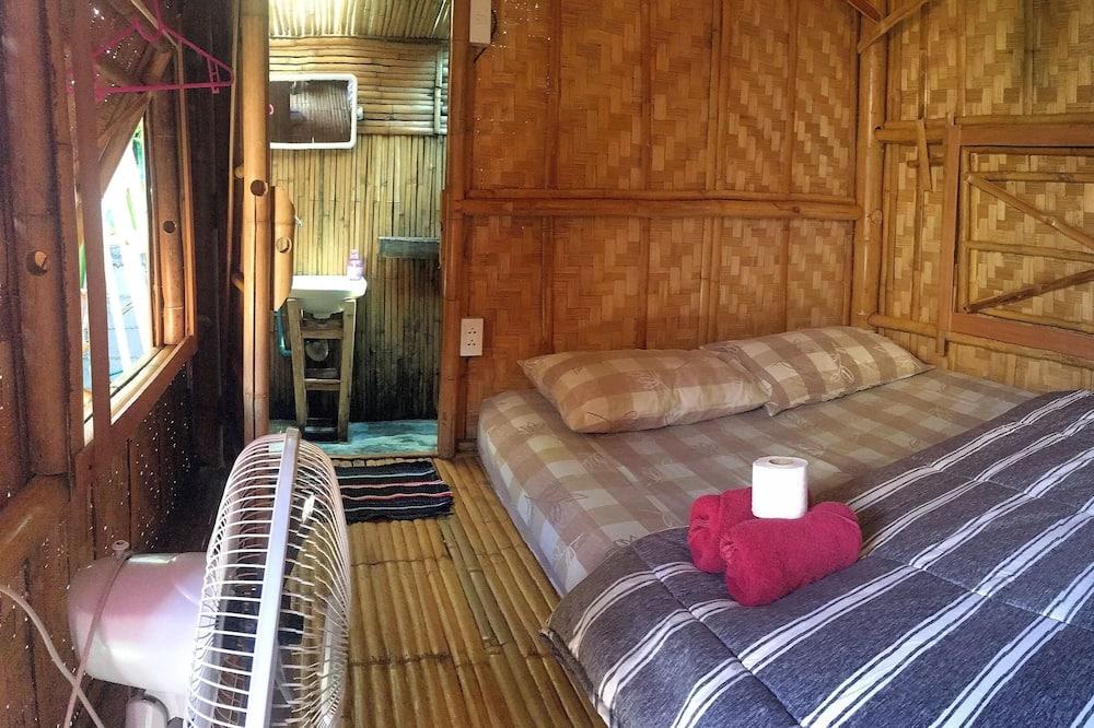 Bamboo House - Badezimmer