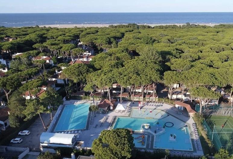 Holiday Chalets Camping Mare e Pineta, Comacchio, Pantai