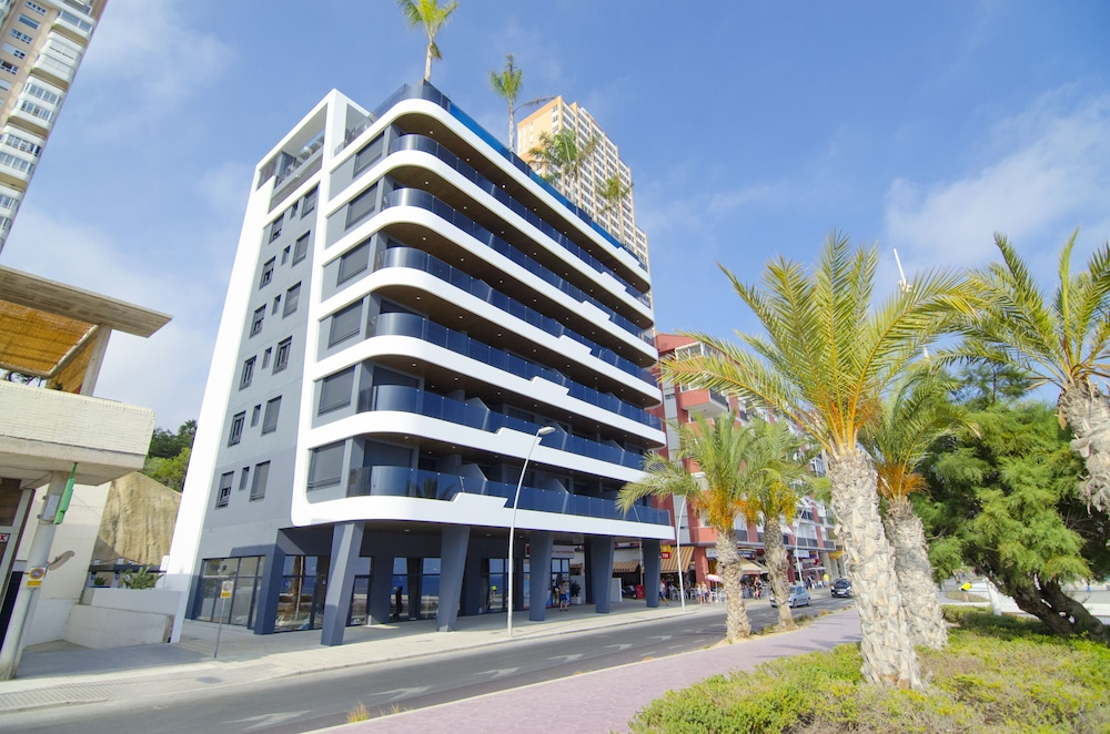 ocean drive apartments marholidays benidorm info. Black Bedroom Furniture Sets. Home Design Ideas