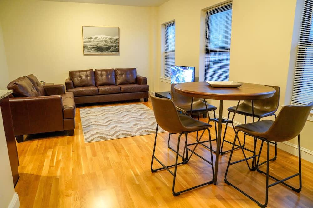 Luxury Διαμέρισμα, 2 Υπνοδωμάτια, Πρόσβαση για Άτομα με Αναπηρία - Περιοχή καθιστικού