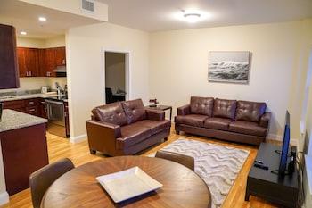 Naktsmītnes Luxury 2 Bedroom - 2 Bath Apartment Fenway- Boston attēls vietā Bostona