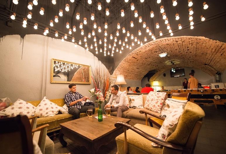 wombat's CITY HOSTELS VIENNA - The Lounge, Βιέννη, Μπαρ ξενοδοχείου