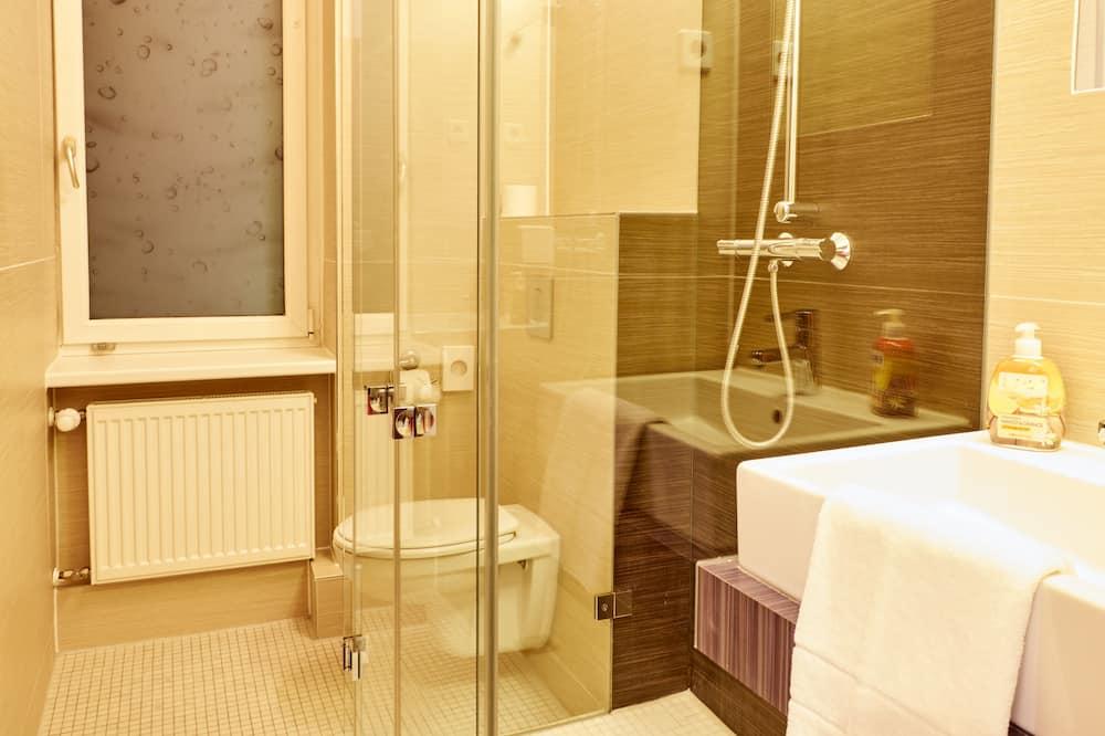 标准双床房, 私人浴室 - 浴室