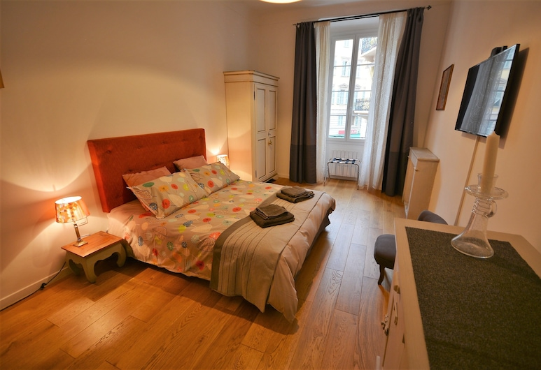 Be our Guests in Nice, Nice, Comfort Apartment, 2 Bedrooms, Room