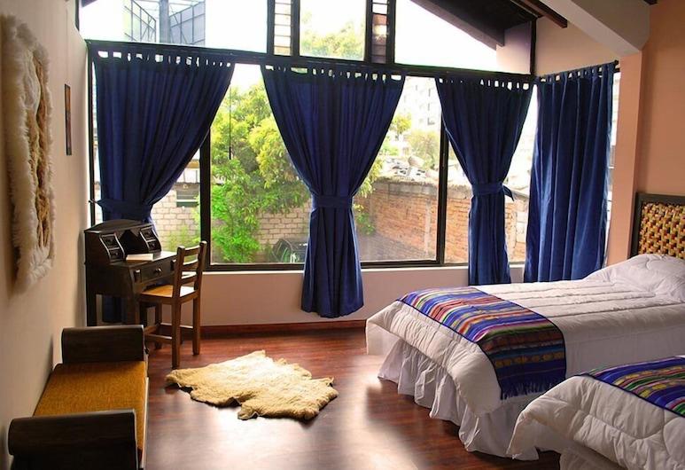 HOSPEDAJE TANPU, Quito, Executive Double Room Single Use, 1 Bedroom, Guest Room