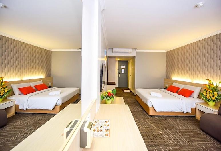 Crystal Inn, Batu Pahat, Super Deluxe Room, Guest Room