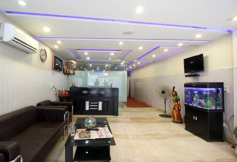 The Gera's, Nueva Delhi, Lobby