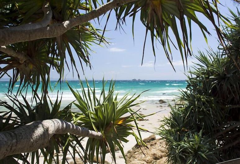 Watermark at Wategos, Byron-öböl, Külső rész