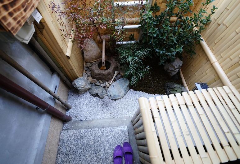 교토 게스트하우스 랜턴 인 기온, Kyoto, 클래식 타운홈, 침실 3개, 별관, 발코니