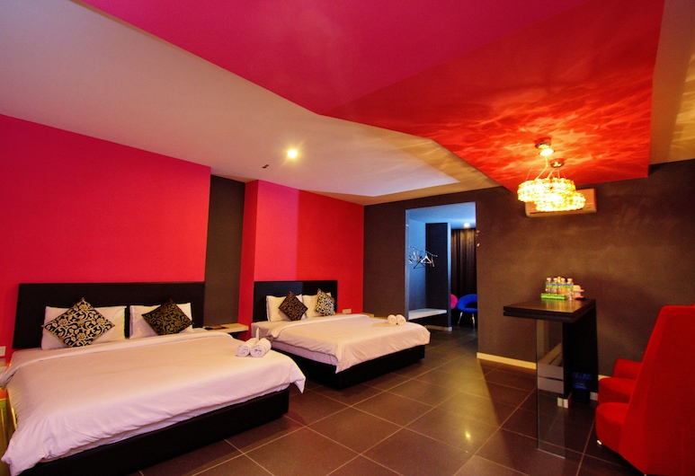 B&S Boutique Hotel, Batu Pahat, Suite, Guest Room