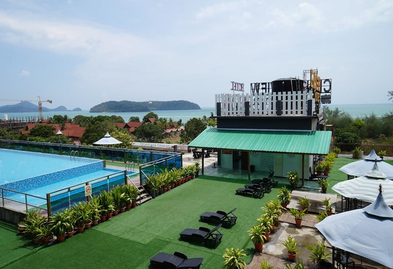Cenang View Hotel, Langkawi, Superior Room, 1 Katil Ratu (Queen), Sea View, Pemandangan Pantai/Lautan