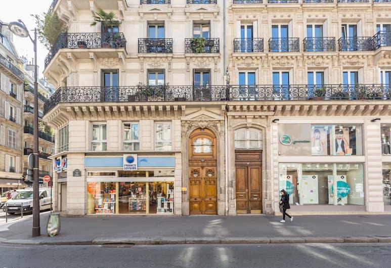 Apartment WS Hôtel de Ville – Le Marais, Parigi, Appartamento, 1 camera da letto, Vista dalla camera