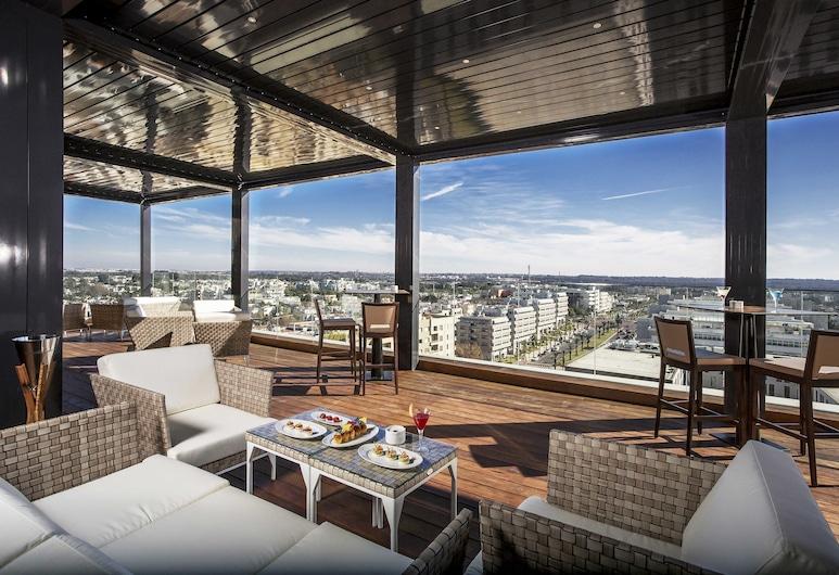 The View Hotel Rabat, Rabat, Terraza o patio