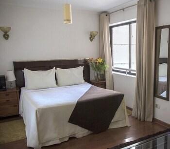 サンティアゴ、コスモポリタ ホステルの写真