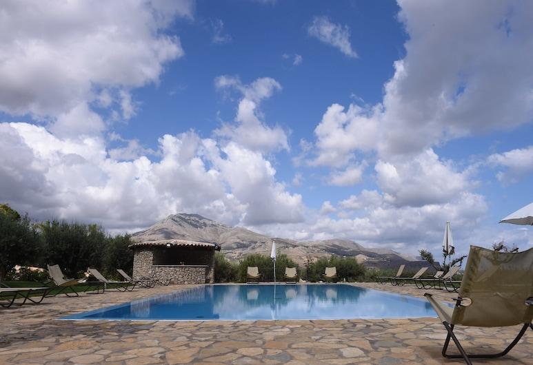 Ulivo Blu Casa Vacanze, Castellammare del Golfo, Piscina al aire libre