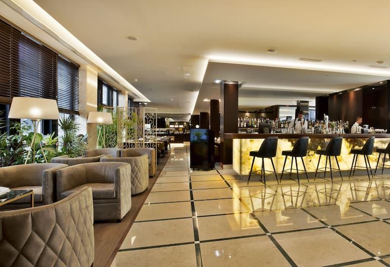 TURIM Marquês Hotel, Lisbon, Hotel Lounge