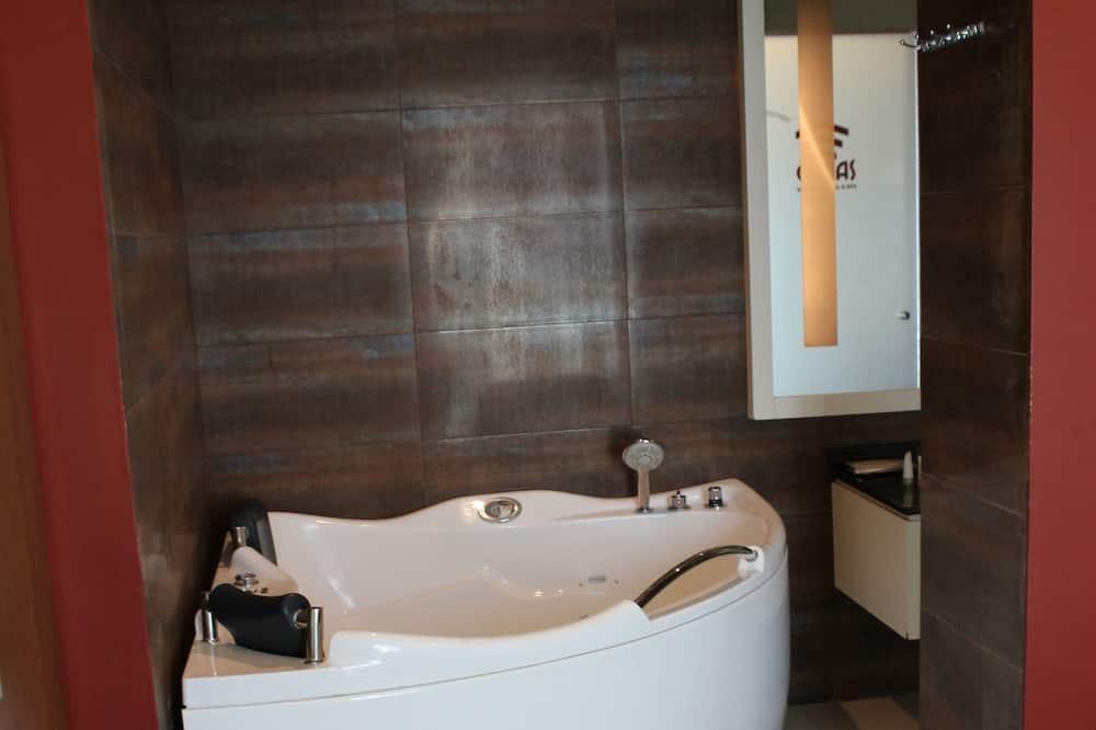 奢華套房, 山景 - 浴室