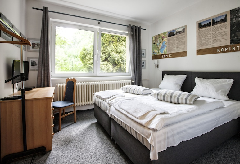 Hotel Bobr, Chomutov, Standard Double Room, 1 Bedroom, Guest Room