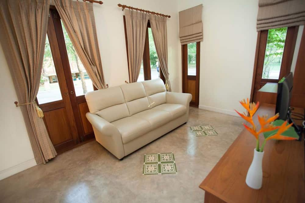 Deluxe House, 1 Bedroom - Ruang Tamu