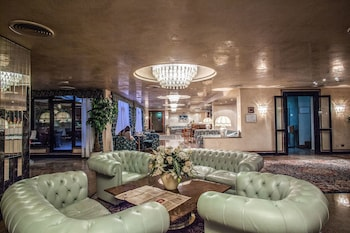 Sassari — zdjęcie hotelu Hotel Leonardo Da Vinci