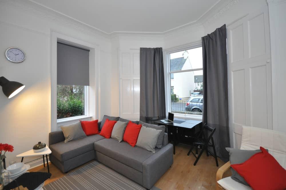 Apartment, 2 Bedrooms, Ground Floor - Living Area