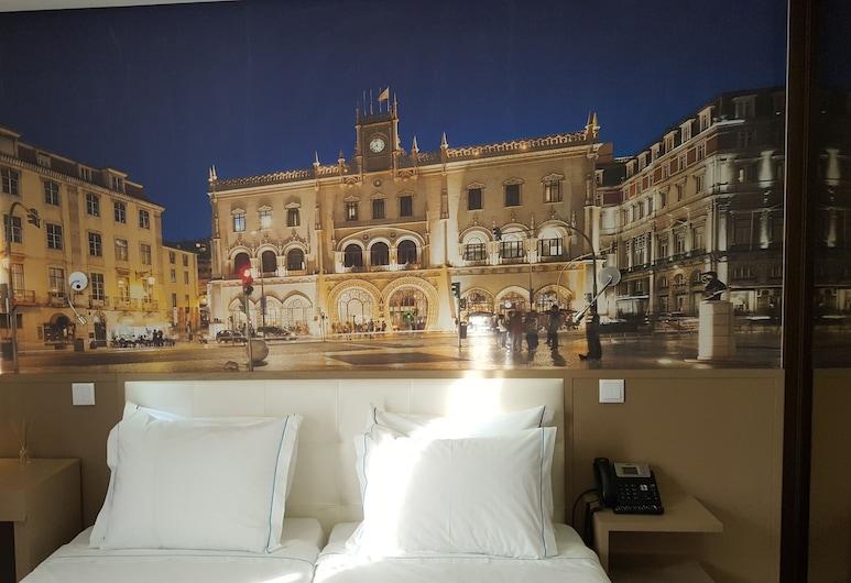 Fenicius Charme Hotel, Lisboa, Quarto Twin, Quarto