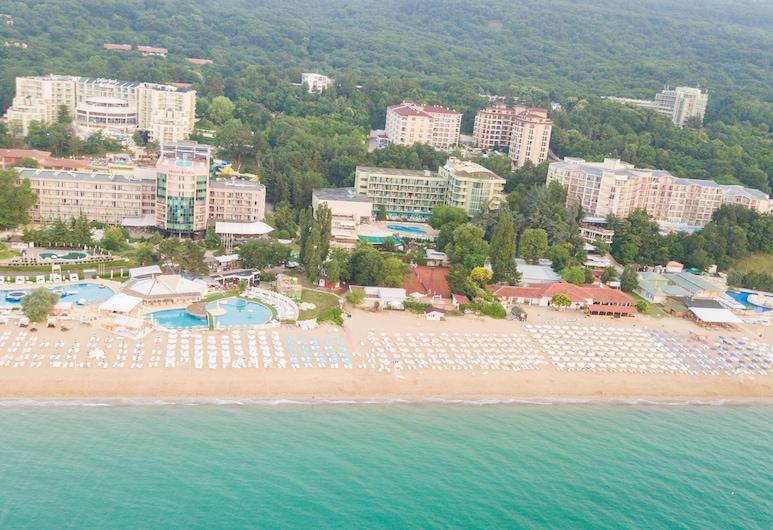 Palm Beach Hotel- All Inclusive, Golden Sands, Praia