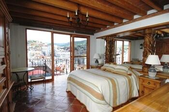 Fotografia do Hotelito Casa Dionisio em Guanajuato
