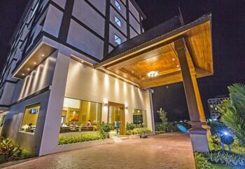 Naktsmītnes Airport Resort & Spa attēls vietā Sakū