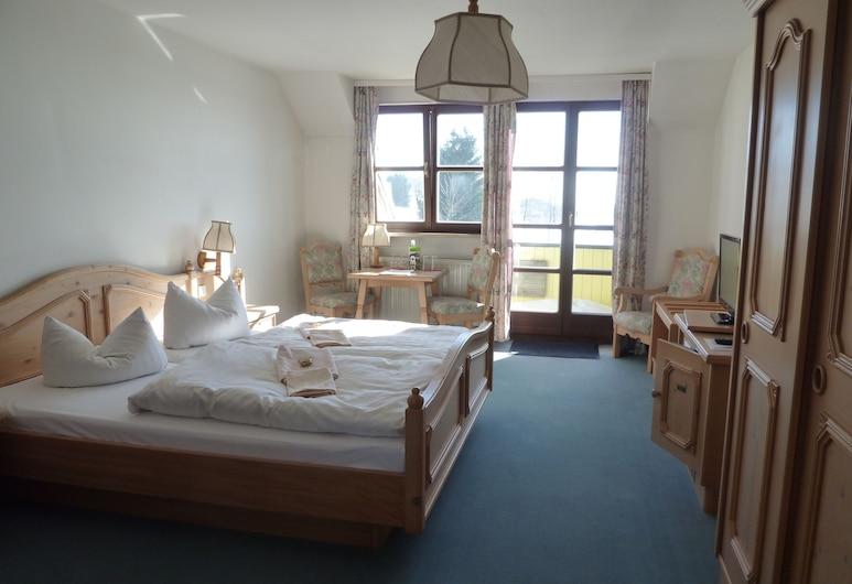 Berggasthof & Hotel Hinterrod, Eisfeld, Camera doppia, Camera
