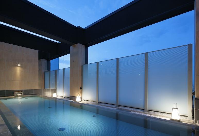 大阪難波光芒酒店, 大阪, 公共浴室