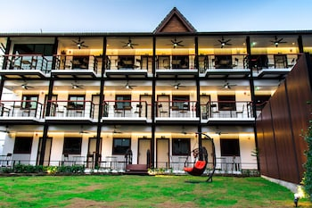 Selline näeb välja Hotel De Nara, Chiang Mai
