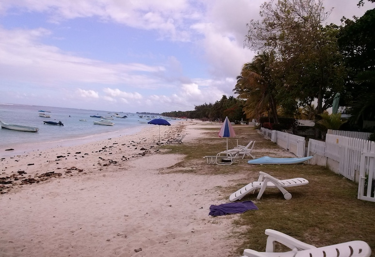 Happy Villa, Trou aux Biches, Pantai