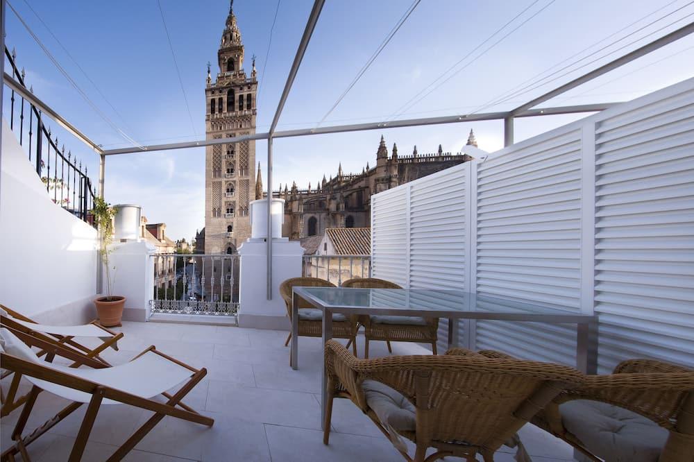 Apartment, 1 Schlafzimmer - Balkon