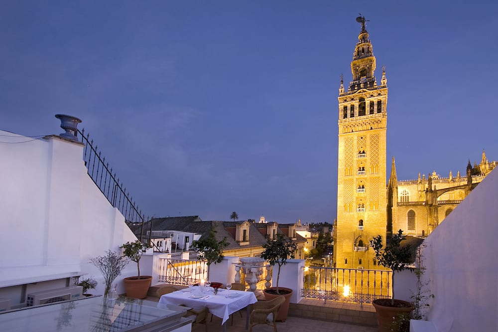 Design-Loft, Terrasse - Balkon