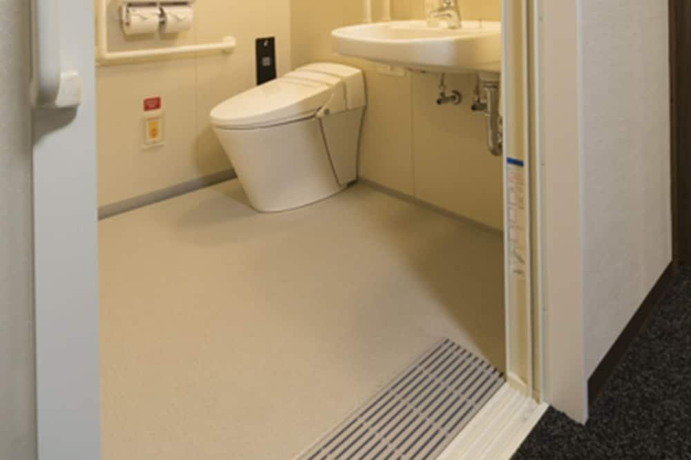 Dvojlôžková izba, nefajčiarska izba (Universal Twin) - Kúpeľňa