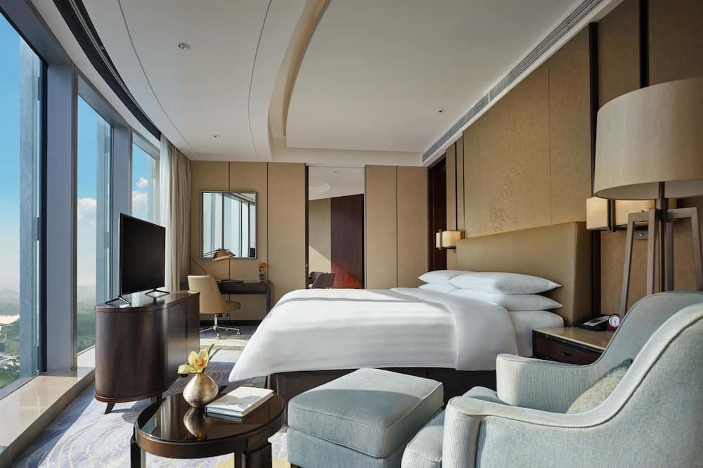 Suite ejecutiva, 1 cama King size - Vista al lago