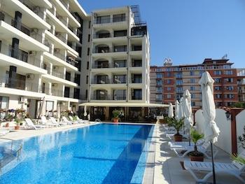 陽光海灘抒情曲複合式全包飯店的圖片