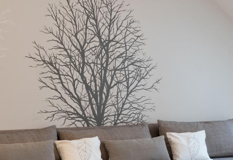 Four Trees, Praga, One Bedroom Apartment Duplex Nest , Sala