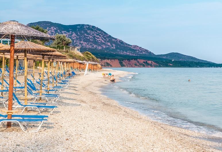 FilosXenia Ismaros Hotel, Maroneia-Sapes, ชายหาด