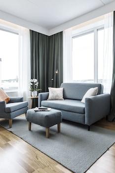 ภาพ Biz Apartment Hammarby Sjostad ใน สตอกโฮล์ม